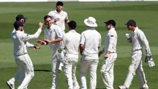 Mahmudullah, Sarkar fighting tons in vain as Boult swings New Zealand to thumping win