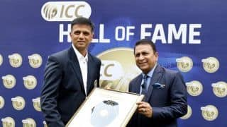 BCCI facilitates Rahul Dravid for being inducted into ICC Cricket Hall of Fame