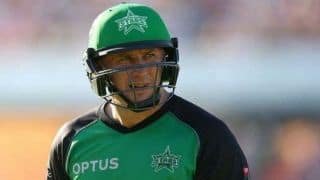 David Hussey appointed head coach of BBL side Melbourne Stars