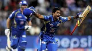 MI vs RR, IPL 2014: The moments that mattered