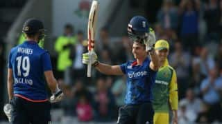 Taylor's century and other highlights from ENG vs AUS 2015, 3rd ODI at Old Trafford
