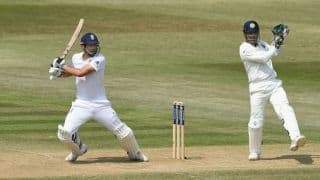 England launch blistering attack