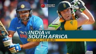 Live Cricket Score India vs South Africa 2015, 3rd T20I at Eden Gardens: Match called off