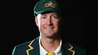 Michael Clarke wins ICC Cricketer of the Year award