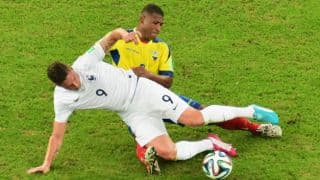 Ecuador knocked out after goalless draw with France