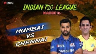 Match highlights: IPL 2019, Mumbai Indians vs Chennai Super Kings, full score and results: MI beat CSK by 37 runs, become first team to win 100 IPL matches