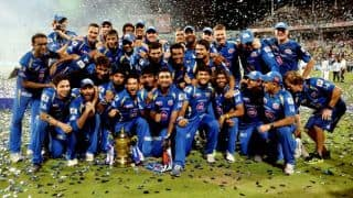 IPL 2014 Points Table — Team Standings in IPL 7