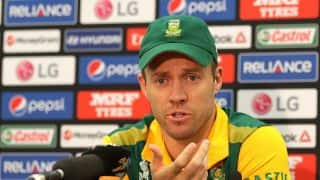 AB de Villiers: South Africa will bounce back in ODI series against England