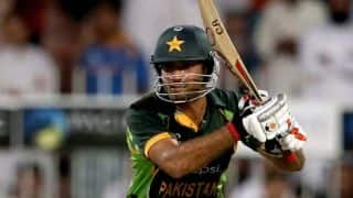 Sohaib Maqsood ruled out of Pakistan tour of Bangladesh due to injury
