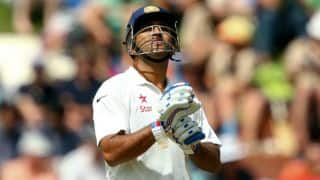 India vs England Live Cricket Score 5th Test Day 3 at The Oval: MS Dhoni says batsmen let the team down