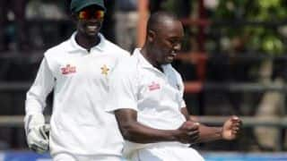 Tendai Chatara Ruled Out of Zimbabwe's Upcoming Home Test Series Against Sri Lanka