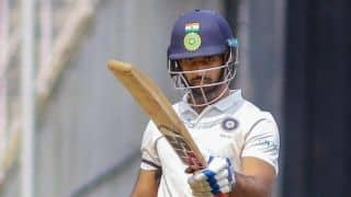 Irani Cup: Hanuma Vihari becomes first batsman to complete hat-trick of hundreds