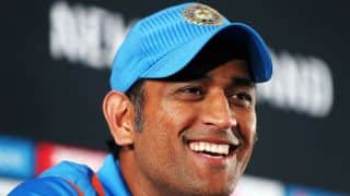 MS Dhoni says India are favorites to win ICC World T20 2016