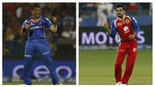 Royal Challengers Bangalore vs Rajasthan Royals IPL 2014 Match 35 Preview: Morale-stricken Bangalore in crunch clash against Rajasthan
