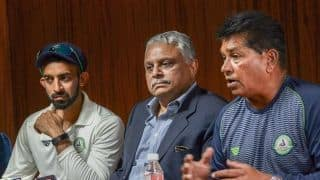 Ranji Trophy 2018-19, Final: The aim was to prove that 2017-18 was not a mere flash in the pan;Chandrakant Pandit