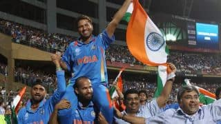 Tendulkar reveals IND started believing of lifting 2011 WC after tie vs ENG