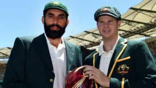Misbah to become the 3rd oldest captain in Australia: Statistical preview of AUS-PAK, 1st Test