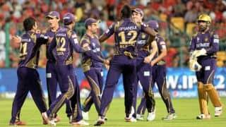 Kolkata Knight Riders vs Kings XI Punjab, Live Cricket Score, IPL 2015, Match 44 at Kolkata