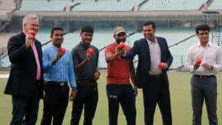 India's first ever domestic day-night pink ball game under rain threat