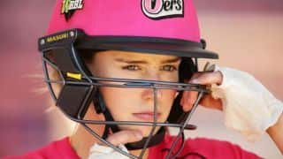 Women's Big Bash League 2018-19: Alyssa Healy shine as Sydney Sixers wins over Melbourne Renegades