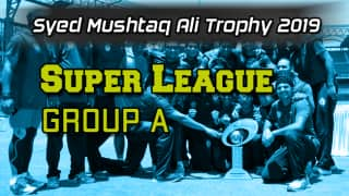 Syed Mushtaq Ali Trophy, Super League: Maharashtra go top of Group A beating Jharkhand