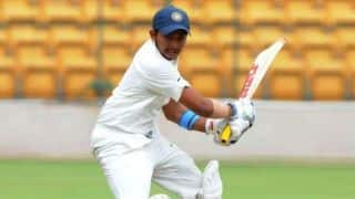 India vs West Indies: Prithvi Shaw to debut in Rajkot Test as India announce 12-man team
