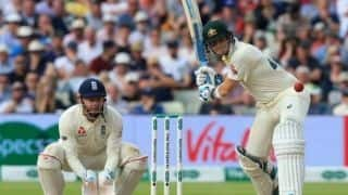 The Ashes 2019: Australia takes 34 runs lead against England after end of day 3