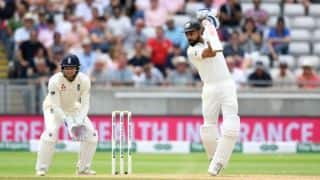 India vs England, 1st Test, Day 2: Virat Kohli scores his first Test century in England