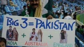 A Pakistani cricket fan's hilarious take on 'Big Three' comprising India, Australia and England