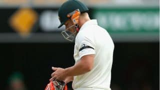 India vs Australia: I think fielding is going to determine whether I play or not, says David Warner