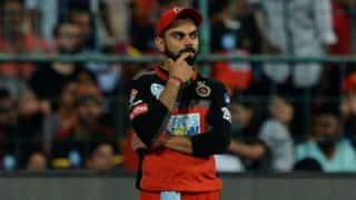 IPL 2018: Virat Kohli critical of RCB's fielding post loss to KKR