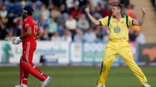 Australia vs England Live Cricket Score: 1st ODI at Melbourne