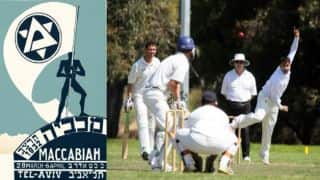 India are aiming for cricket Gold at the Maccabiah Olympics
