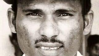 Pochiah Krishnamurthy: India's gloveman from the West Indies tour of 1971