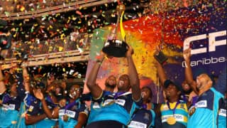 Barbados Tridents beat table topper Guyana Amazon Warriors to win CPL title