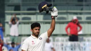 कर्नाटक ने चोटिल करुण नायर को मैच में उतारकर लिया बड़ा रिस्क