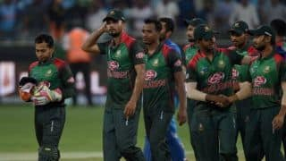 Can't ask bowlers to defend such low total in an ODI: Mashrafe Mortaza