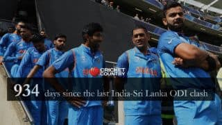 ICC Champions Trophy 2017: Statistical preview for India-Sri Lanka clash
