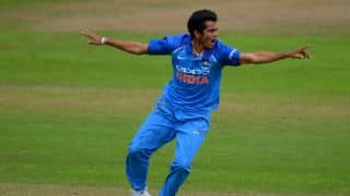 Kamlesh Nagarkoti, Shivam Mavi hand India victory in ICC U19 World Cup 2018 opener against Australia