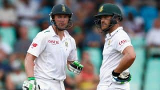 Australia vs South Africa: Faf du Plessis does not expect AB de Villiers to be fit for Adelaide Test