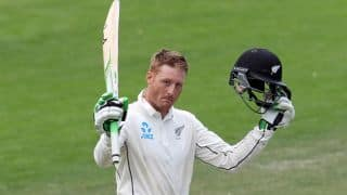 Martin Guptill thanks Martin Crowe for 'significant influence' following his knock of 156 vs Sri Lanka