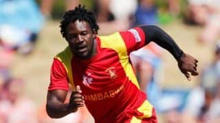 Solomon Mire, Kyle Jarvis to miss ODI series against Pakistan due to injury concerns