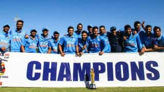 India and Zimbabwe 2016: Rape-accused presents cheque after 3rd ODI!