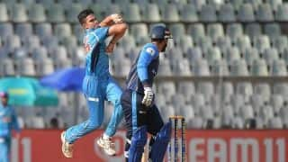 T20 Mumbai League: Shams Mulani, Arjun Tendulkar take Aakash Tigers home