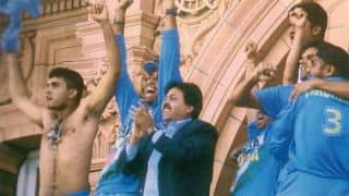 Ganguly's aggression still flows through Team India