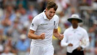 England on top as Chris Woakes's 3-for downs Pakistan at stumps on Day 2