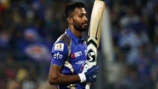 Pandya miffed with rumours of leaving MI in IPL 2018