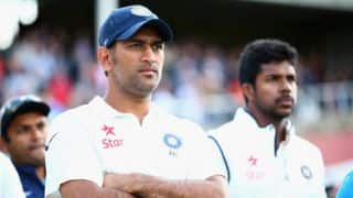 MS Dhoni may still remain India's Test captain for want of options