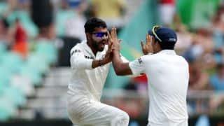 Jacques Kallis scores 115 in final Test; Ravindra Jadeja gets a fifer