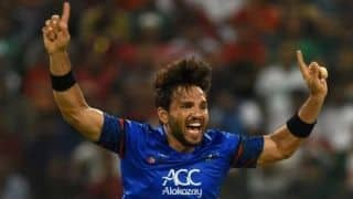 Afghanistan eye World Cup 2019 semi-finals with new captain Gulbadin Naib at helm